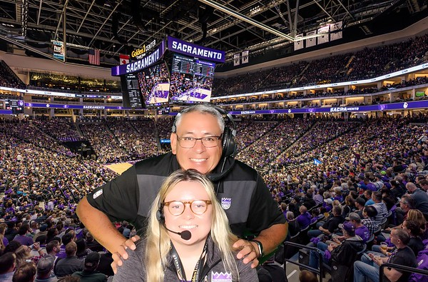 Sacramento Kings Draft Party