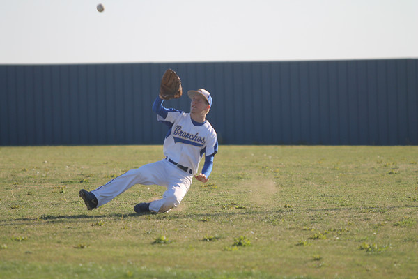 2014 Fletcher at Central High baseball