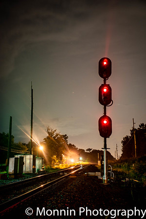 Nickel Plate Road Signals - Amherst, OH
