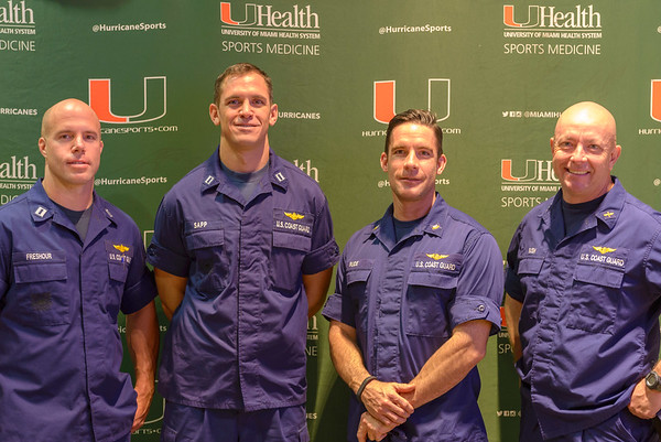 Air Station Miami visits the U