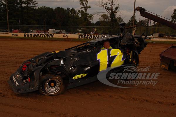 Brownstown Speedway (IN) 9/27