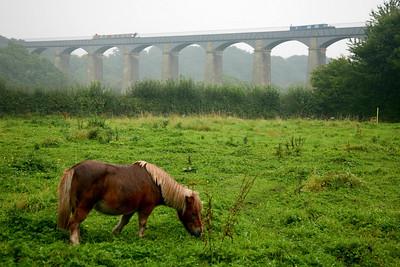 Wales: Llangollen Canal