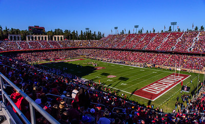 19 FOOTBALL: CAL AT STANFORD (THE BIG GAME)