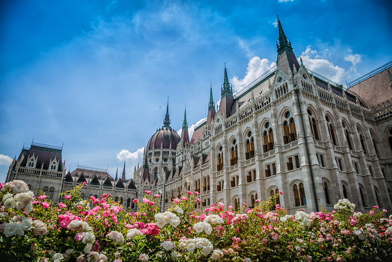 3 Days in Budapest sightseeing - Hungarian Parliment