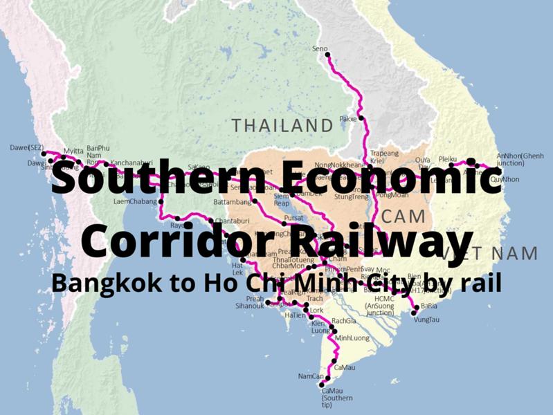 Southern Economic Corridor Railway