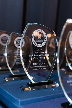 2016 Virginia Law Enforcement Challenge Awards