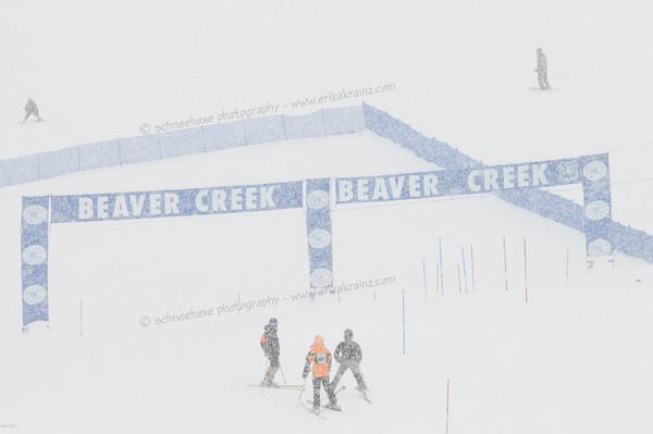 1-14-11 CHSSA SL at Beaver Creek - Ladies Run #1