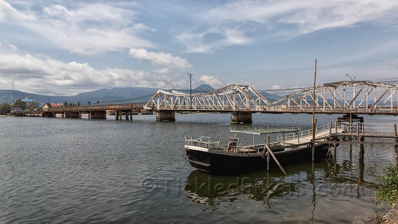 Entanou Bridge Over The Pereaek Tuek Chhu River