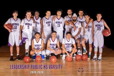 Leadership Public HS Varsity Boys 2020