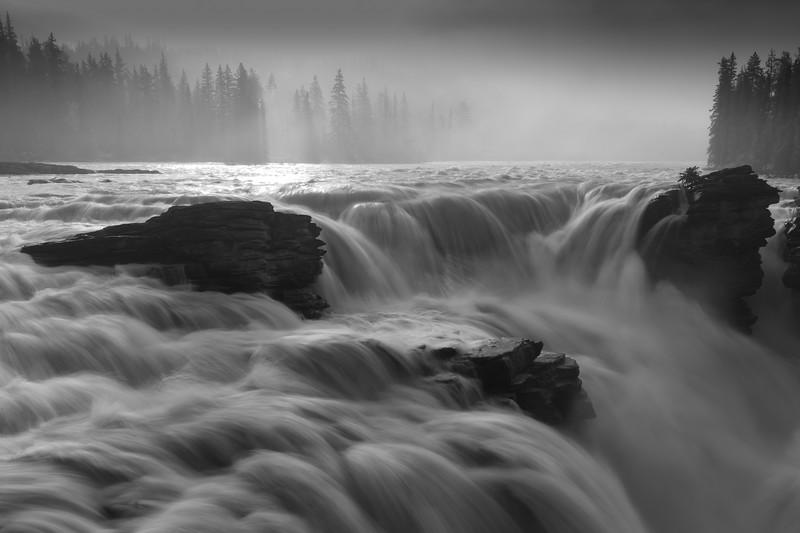 Misty Athabasca