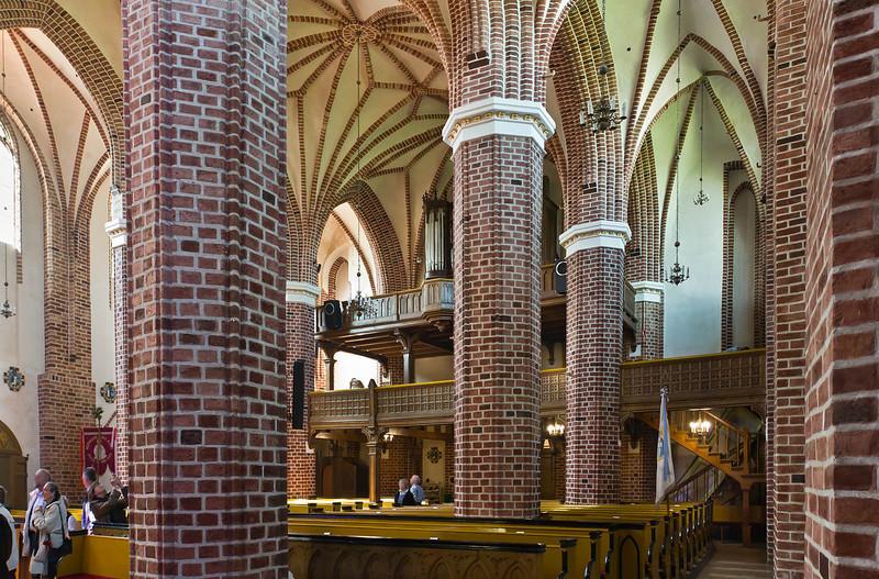 Freienwalde/Chociwel, St. Marien