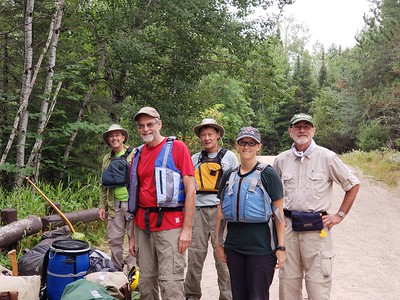 2018 (Aug.) Boundary Waters Canoe Area Wilderness