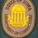 Iowa Dept of Corrections