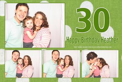 Heather Bunn 30th Bday