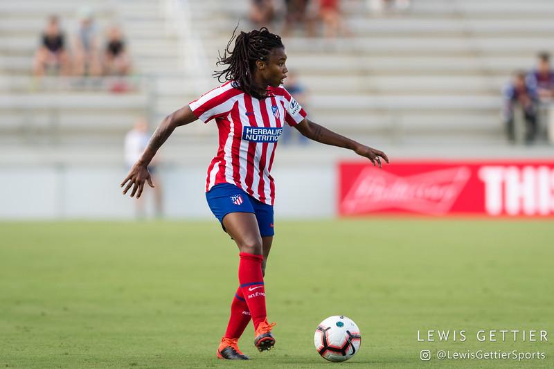 2019 Women's International Champions Cup - Olympique Lyonnais vs Atlético de Madrid