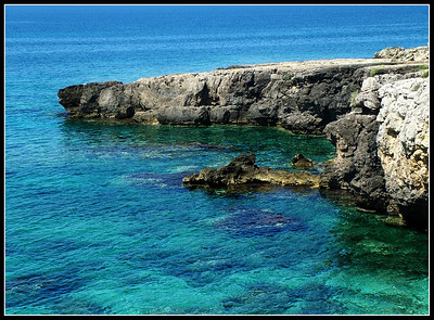 Gallipoli coast (Lecce)