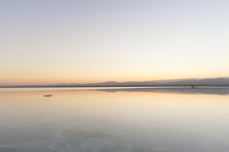 Danakil Depression Salt Flats