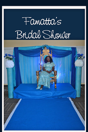 Famatta and Okay's Bridal Shower