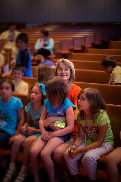 VBS 2012 Day 3