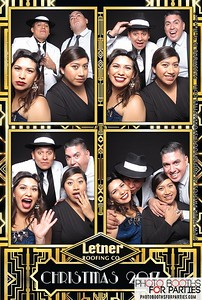 Letner Roofing Christmas Party '17