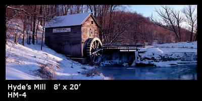 Digital capture illustration