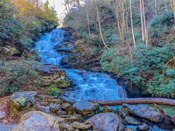 A Day of Waterfalls - 11-28-20