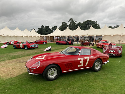 Salon Prive 2021 - The Red Collection