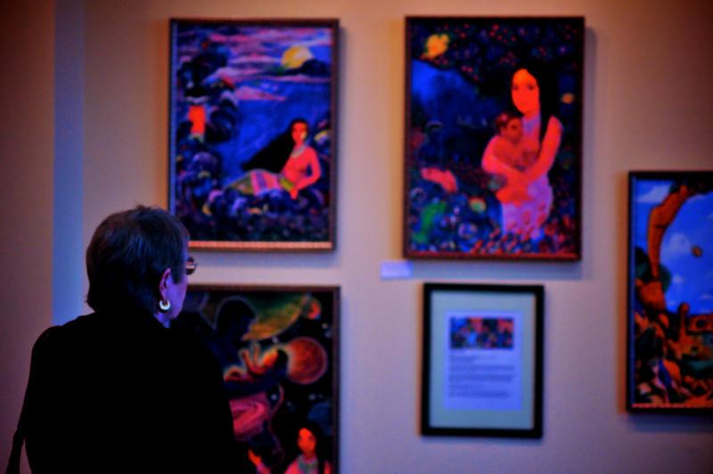 "2009- ARTreach ""Char-ish the Arts"" Heroes Among Us"