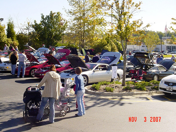 TZC 2007 Auto Show