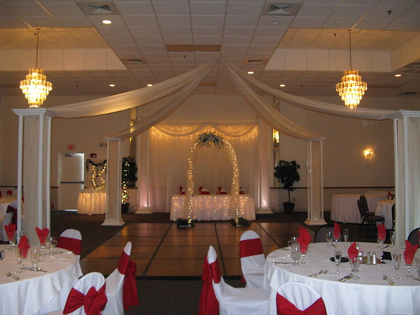 Wedding Reception Decoration - # - MJ Decorations and Home Improvement