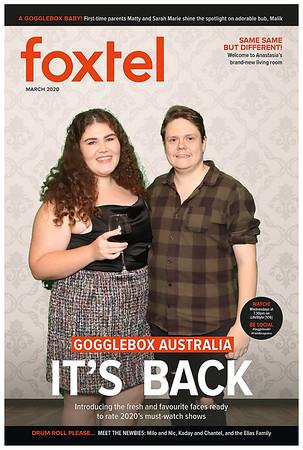 20200310 Gogglebox Australia