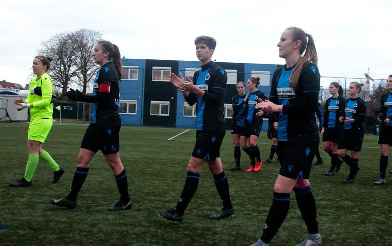 Club Brugge Vrouwen - Oud Heverlee Leuven