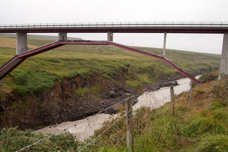 Road 1 bridge over the Jökulsá á Brú
