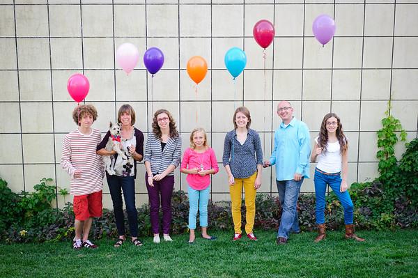 Holland Family September 2012