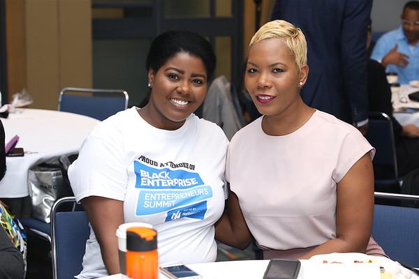 "Black Enterprise Summit Saturday  June 9, 2018 ""BE in the QC"""