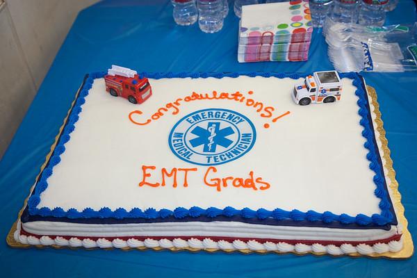 EMT Graduation