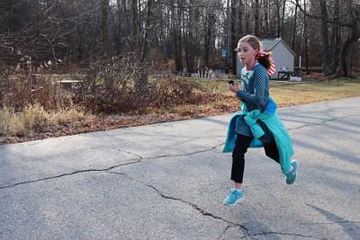 Ric Buxton 5K Run and Walk - 12/03/17