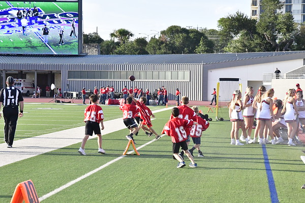 FHS football vs Sam Houston 9-4-19