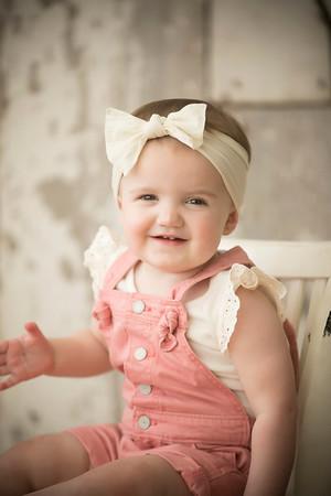 Maren 1 year old