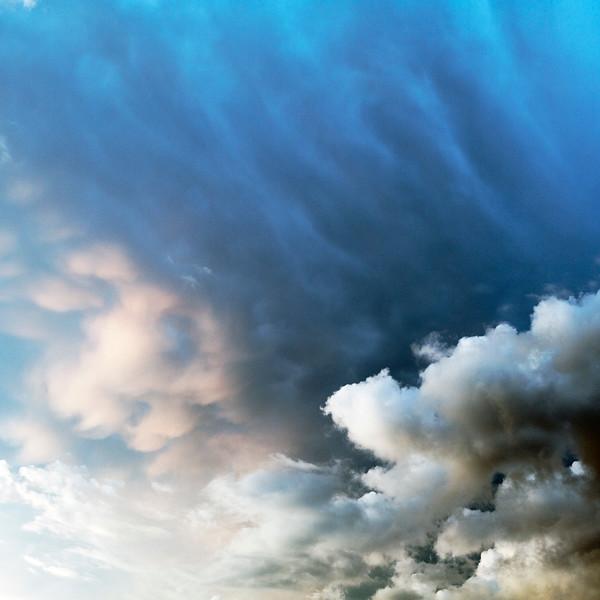 Late Spring Sky #4, June 2020