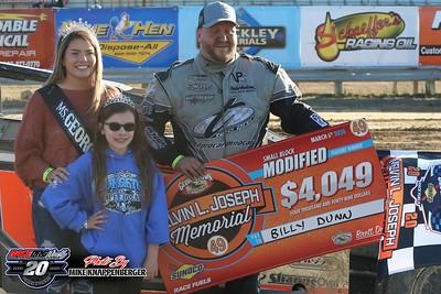 Georgetown Speedway - 3/8/20 - Mike Knappenberger