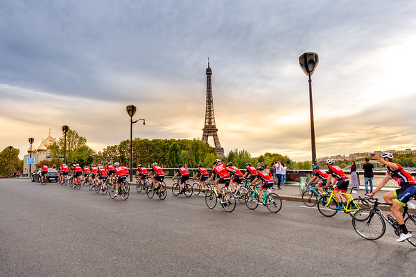 Bloodwise UK Pedal 2 Paris 2018