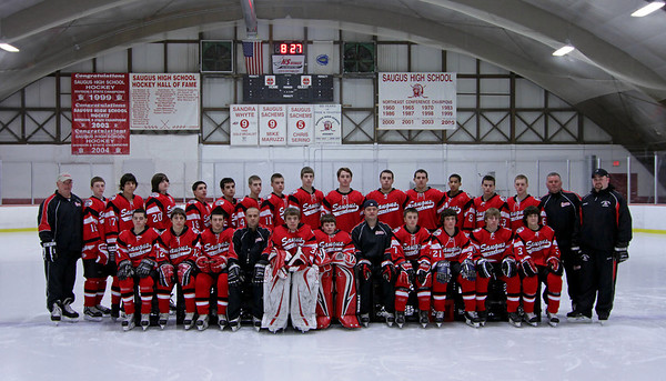 2009-2010 Saugus High Hockey