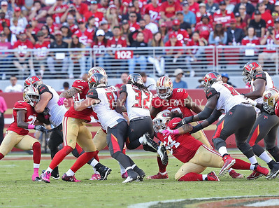 49ers vs Tampa Bay 10_23_16
