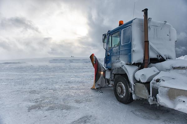 Magerøya Snowplow