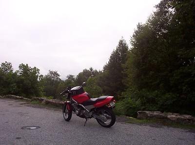 Monday Mountain Ride