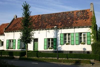 Gebouwen in Loenhout