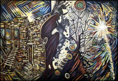 Cellular Memory by Louie Laskowski
