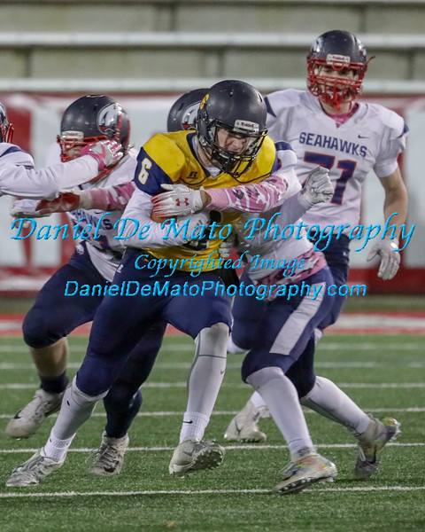 Shoreham-Wading River vs Cold Spring Harbor Long Island Championship 2018