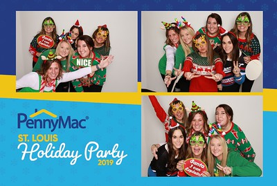 PennyMac Holiday Party